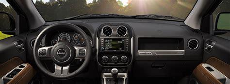 jeep compass 2016 interior jeep compass 2016 caracter 237 sticas interiores de comodidad