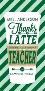 thanks a latte card template create with heritage makers on 151 pins