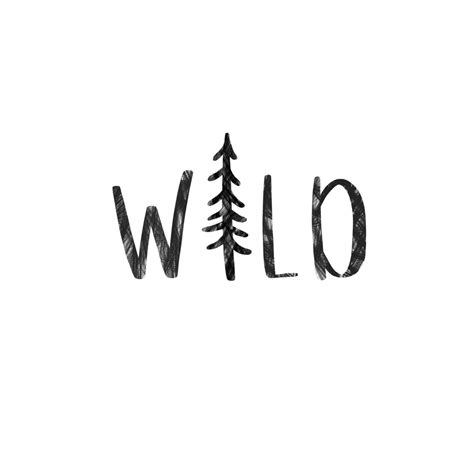 wild tattoos digital by pocketfulofletters on etsy pol