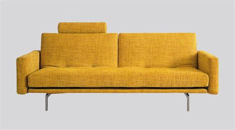 Yellow Sleeper Sofa 20 Colorful Creative And Comfy Couches Brit Co