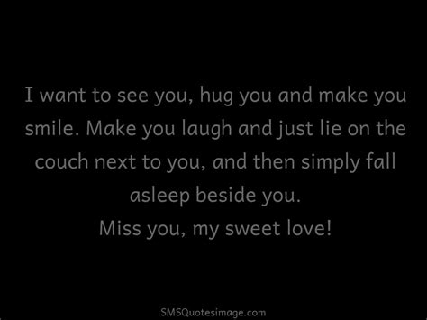 my couch lyrics i want to see you missing you sms quotes image