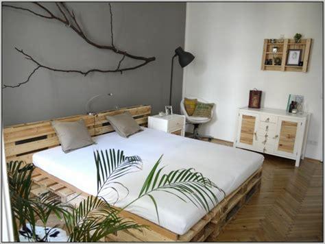 preiswerte schlafzimmer ideen noch 64 schlafzimmer ideen f 252 r m 246 bel aus paletten