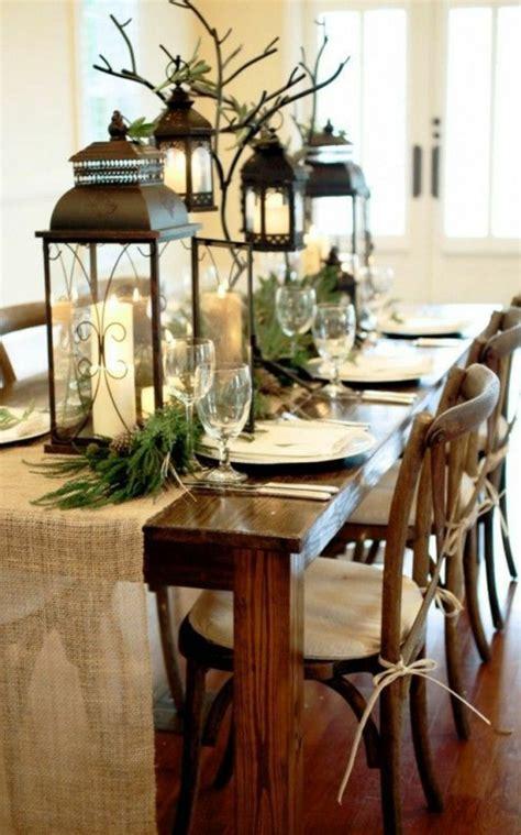 Tischdekoration Hochzeit G Nstig by Tischdeko Zu Weihnachten 100 Fantastische Ideen