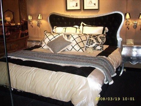 China Bedrooms Sets Silver Leaf Finish St03 China Silver Leaf Bedroom Furniture