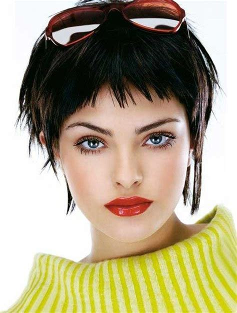 whispy croppy choppy short hair cut 30 short trendy haircuts crazyforus