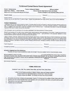 Tri Party Agreement Template authorization letter dfa students should dfa anonymously
