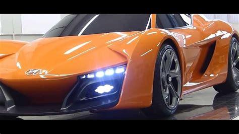 hyundai supercar 100 hyundai supercar concept the first debut of