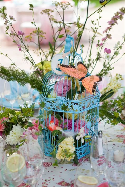 25 truly amazing birdcage wedding centerpieces with tutrial deer pearl flowers