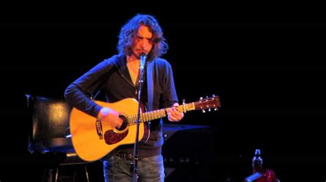 disappearing act chris cornell live trianon paris 2012