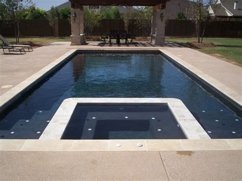 modern pools modern pool coping above ground pool fence pool