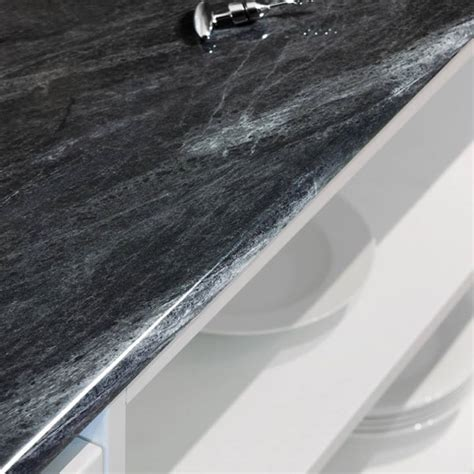 Our new Jet Sequoia laminate replicates perfectly the