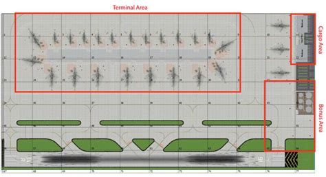 airport runway layout design 400 single runway 3 model airport layout images frompo