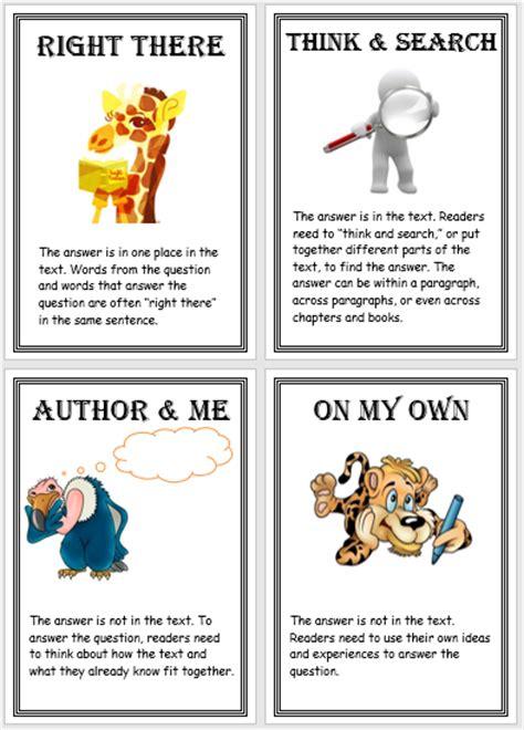 qar worksheet reading comprehension qar strategy by lrigb4 teaching