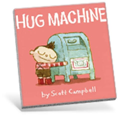 hug machine books friendship picture books free downloadable list