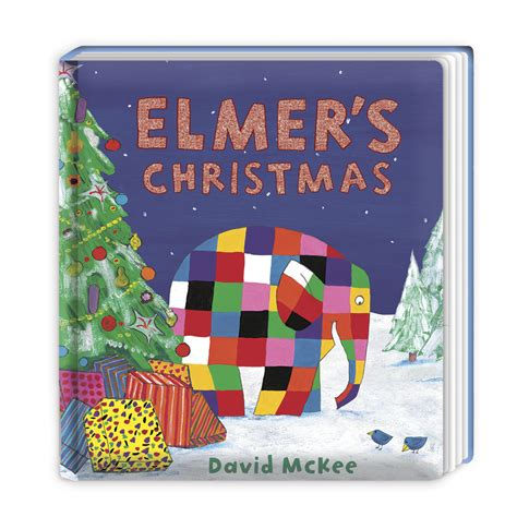 elmers christmas board book 1783444665 new books for 0 5 in december world book day