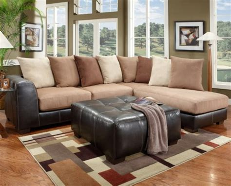 leather suede sectional sofa leather and suede sectional sofa teachfamilies org