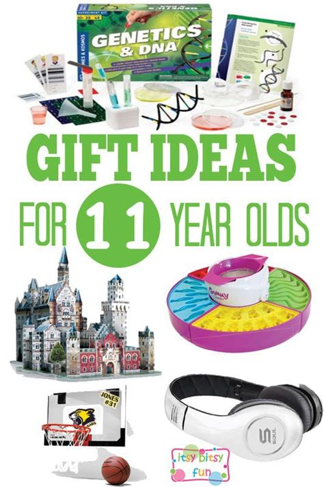 gifts for 11 year olds year old birthday ideas and gifts