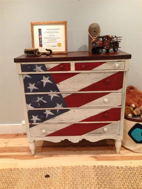 American Flag Dresser american flag dresser america flags