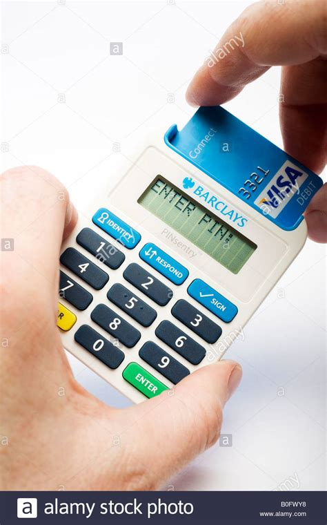reset online banking barclays inserting a debit card into a barclays bank pin sentry