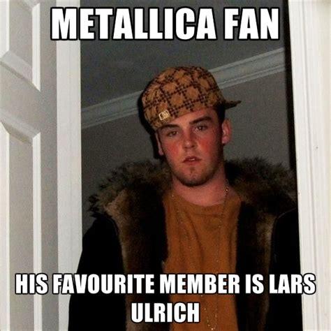 Metallica Memes - lars ulrich meme