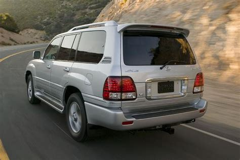 lexus old models 2006 lexus lx 470 vs 2016 lexus lx 570 is newer always