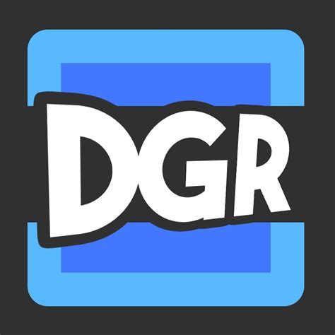 dgr youtube