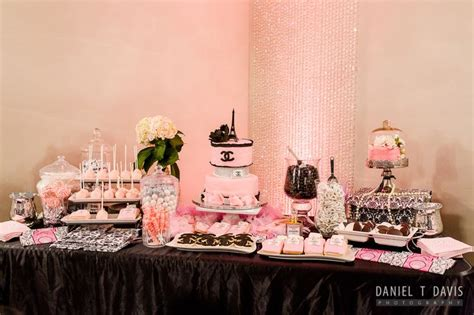 Chanel Bridal Shower by 17 Best Ideas About Chanel Bridal Shower On