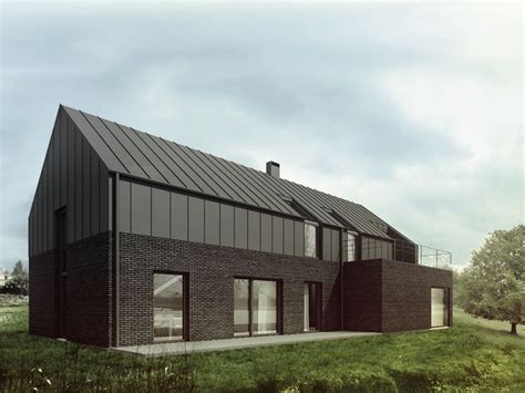 modern barn best 20 zinc roof ideas on modern barn