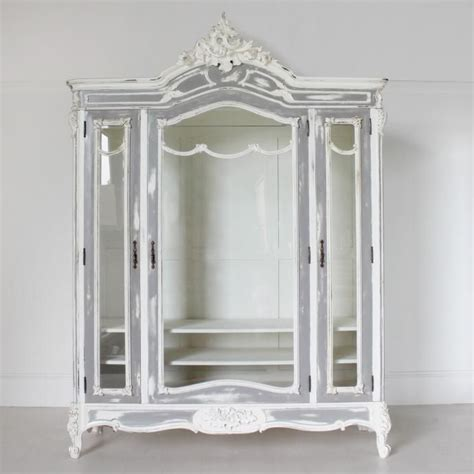 Glass Fronted Wardrobes by 1000 Ideas About Armoire On Armoires