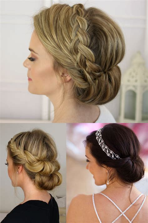 Wedding Hairstyles For Shoulder Length Thin Hair by Updo S For Thin Hair Yisell Santos Hair Makeup