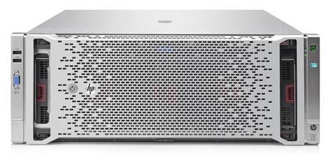 Hp Rack Servers by Hp Busts Out New Proliant Rack Mount Based On Intel S New
