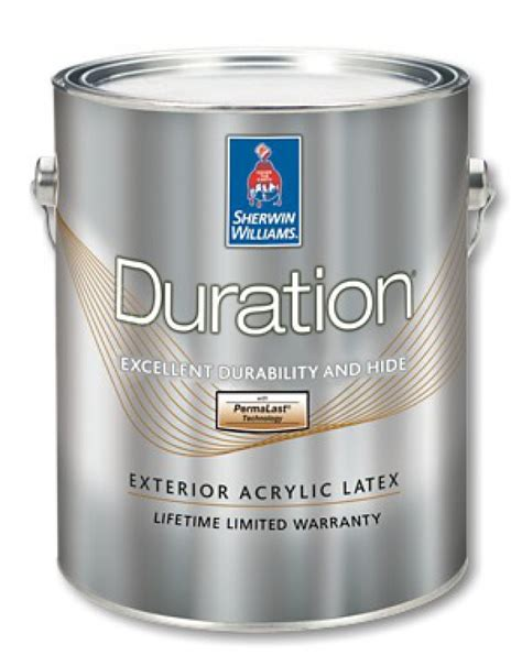 Sherwin Williams Duration Home Interior Paint Duration Exterior Acrylic Satin