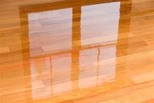 can laminate floor get wet