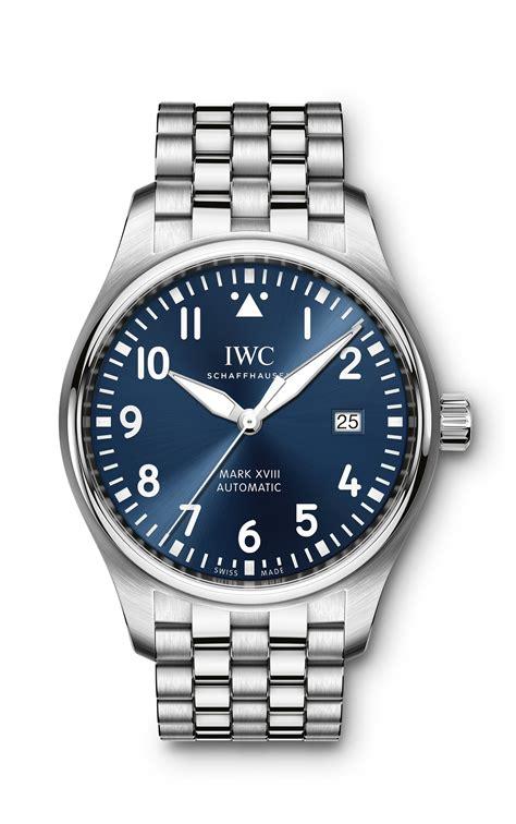 Iwc Scaffhause Blue T1310 3 iwc pilot s xviii edition quot le petit prince quot iw327004