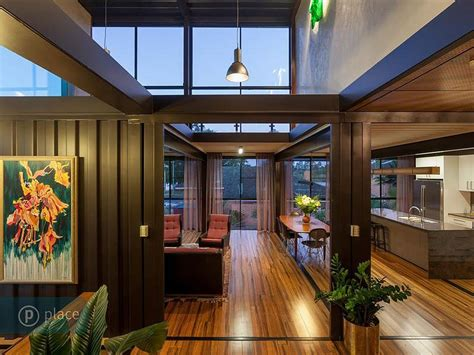 shipping containers home  zieglerbuild