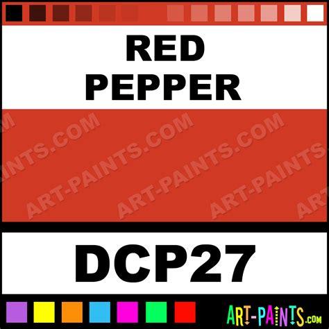 pepper patio paint foam and styrofoam paints dcp27 pepper paint pepper color