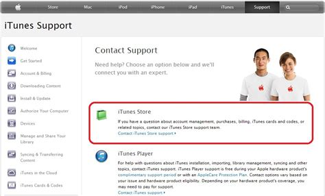 email apple support image gallery itunes support email