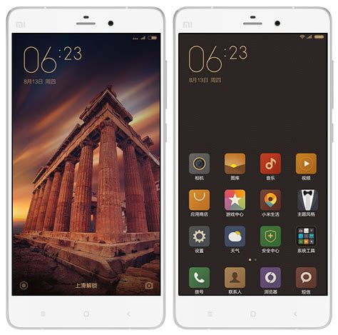 miui themes path xiaomi introduces miui 7 with personalized ui and new features