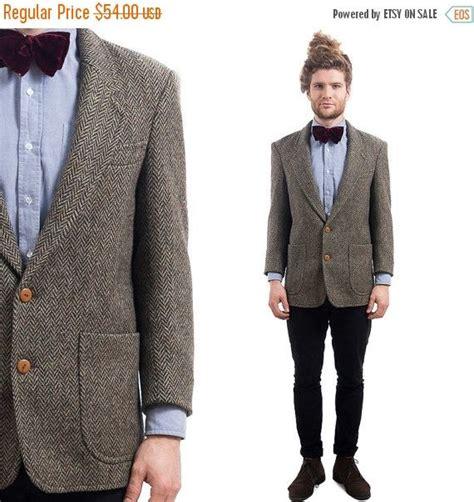 Style Ideas How To Wear Menswear Herringbone Second City Style Fashion by Best 25 Tweed Blazer Ideas On Rustic Mens