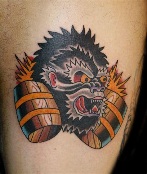 donkey kong tattoo 42 nintendo tattoos in honour of the late satoru iwata