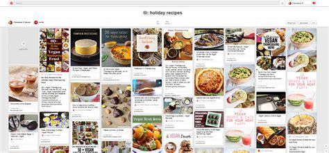 11 pinterest boards filled with hundreds of paint ideas top vegan thanksgiving recipes roundup seven roses
