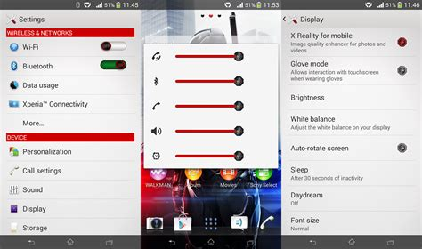 themes xperia z1 apk install xperia robocop custom theme on android 4 3 devices