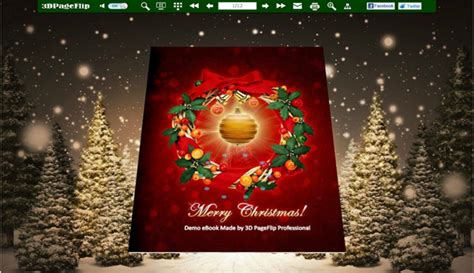christmas themes ltd download free christmas tree theme for 3d flipmagazine by