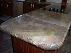 kitchen why choosing concrete countertops michigan with