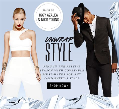 How To Redeem Forever 21 E Gift Card - iggy azalea nick young unwrap holiday style from forever 21