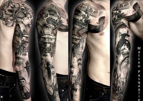 95 awesome examples of full sleeve tattoo ideas art and