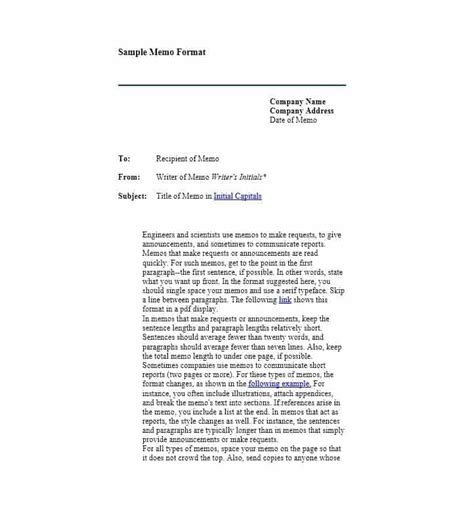 professional design memo template business memo templates 40 memo format sles in word