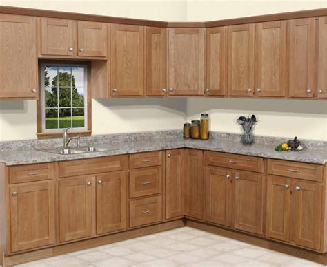 kitchen rta cabinets quarter sawn red oak shaker kitchen cabinets mission