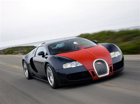 New Cars, Used Cars, Car Reviews: Bugatti Veyron   Racing Cars