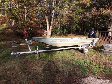 jon boat trailers for sale richmond va grumman jon boat for sale